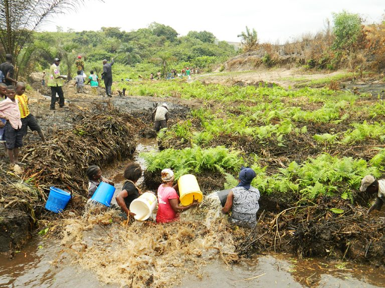 Pesca Congo Africa