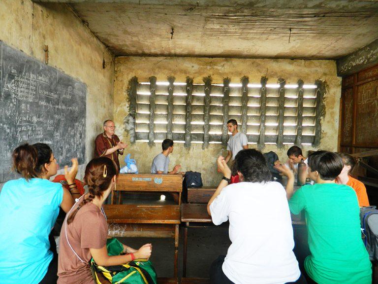 Scuola Africa