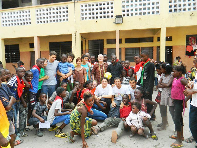 Scuola Congo Africa