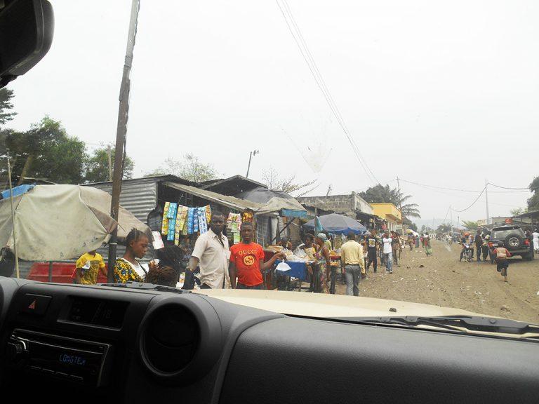 strade Kinshasa