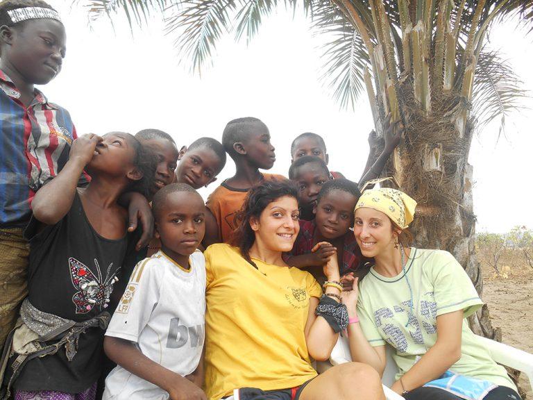 Viaggio umanitario Africa