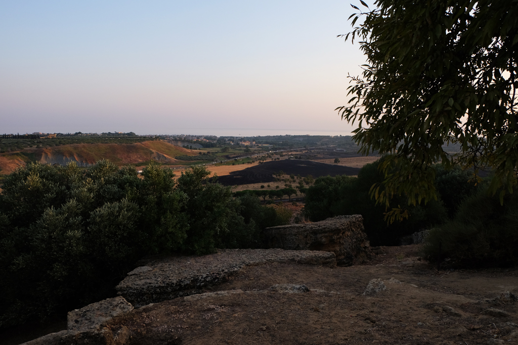 Agrigento Valle dei Templi
