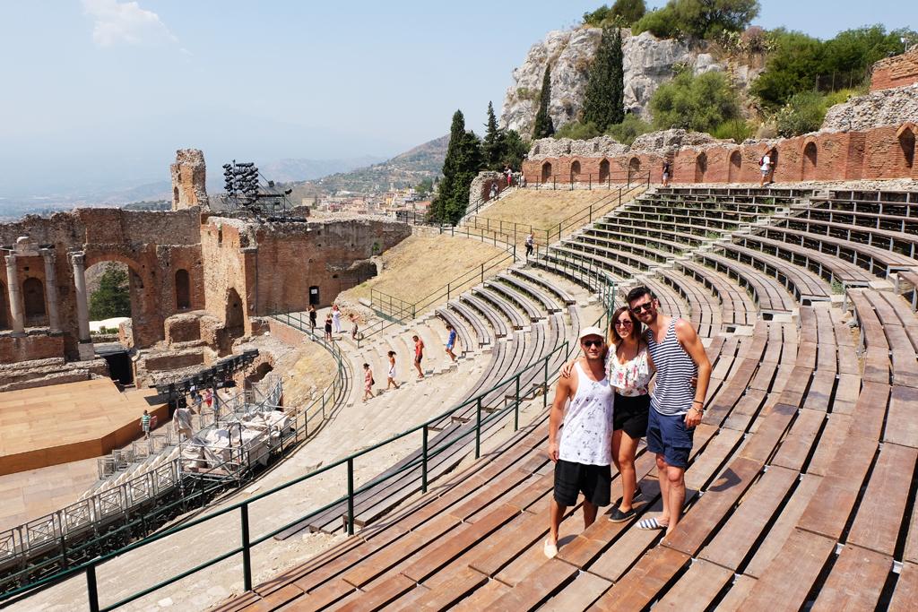 Anfiteatro Taormina