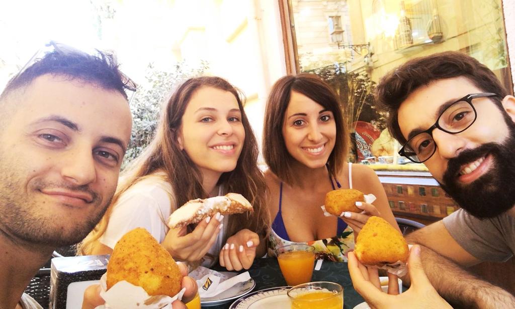 Colazione Trapani Sicilia