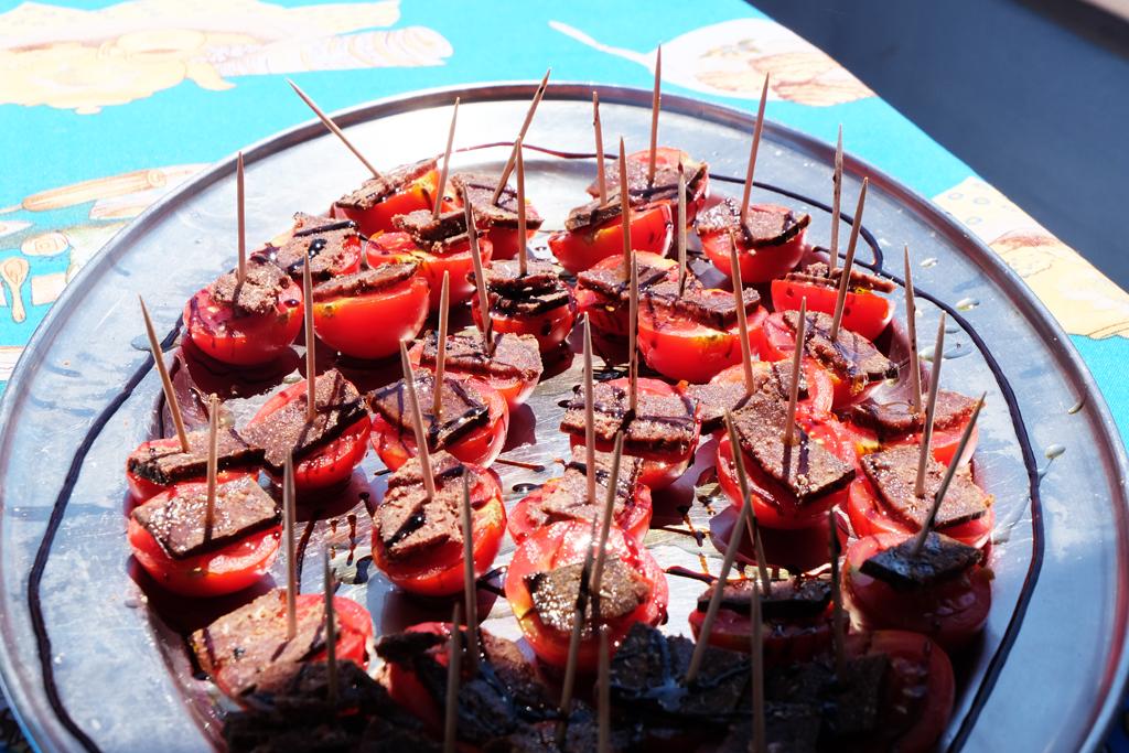 Favignana pranzo in barca