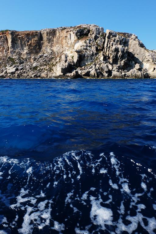 Gita in barca a Favignana
