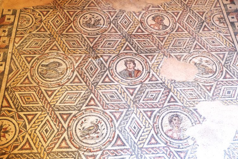 Mosaici romani Villa Romana