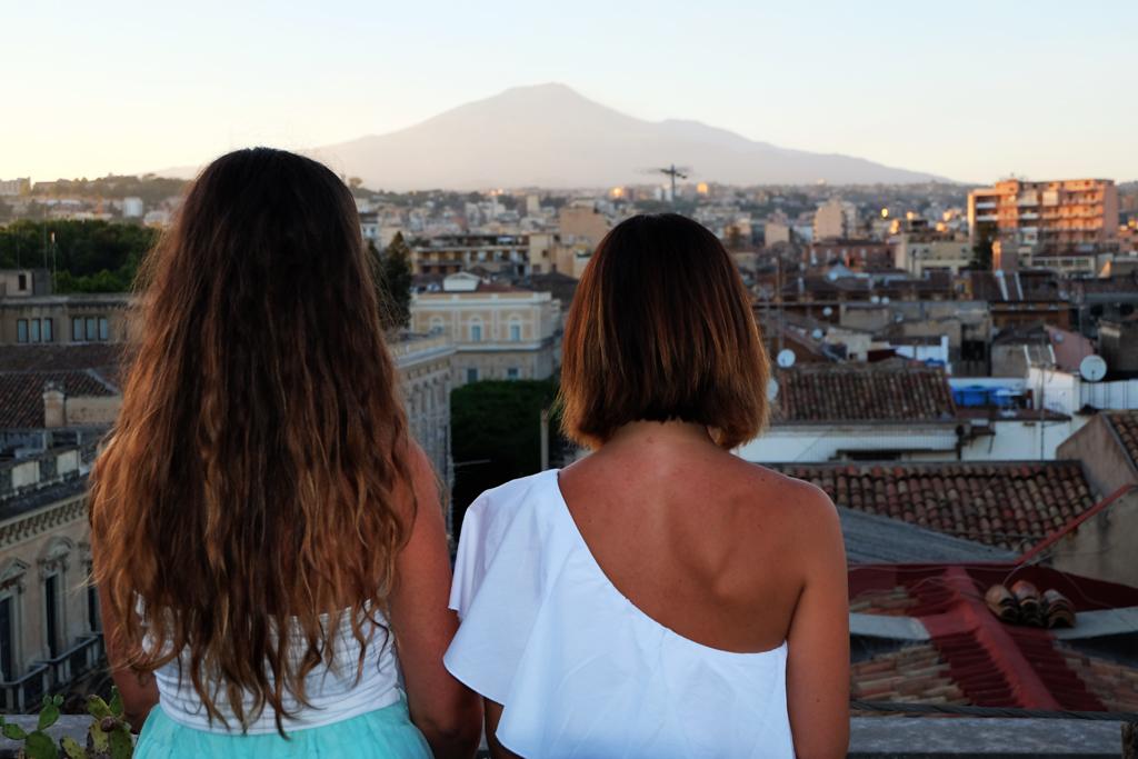 Sicilia on the road Catania