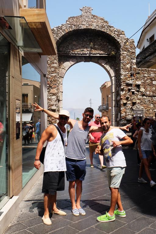 Taormina città