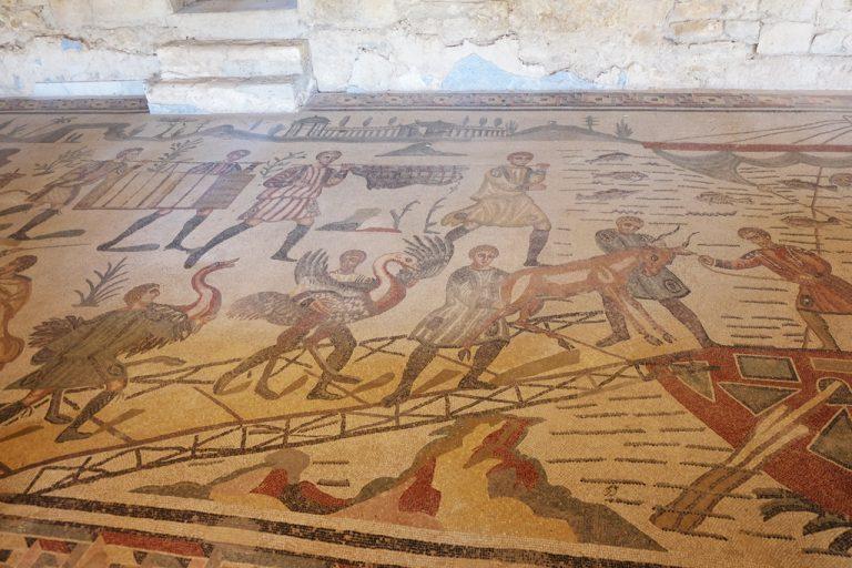 Villa mosaici romani