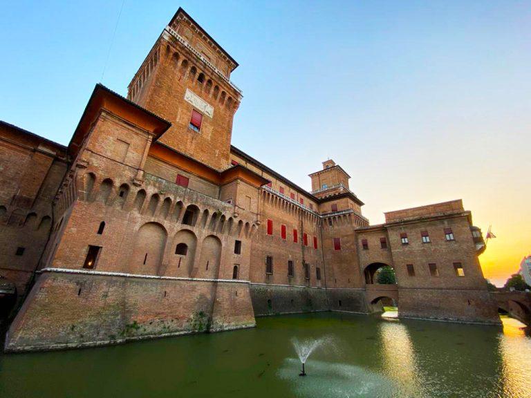 Cosa vedere a Ferrara Castello Estense
