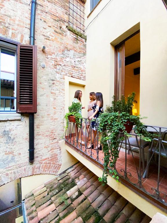 dove alloggiare a Ferrara