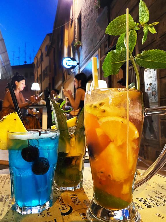 Ferrara aperitivo