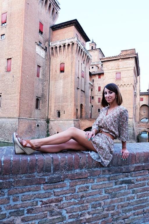 Ferrara Castello Estense