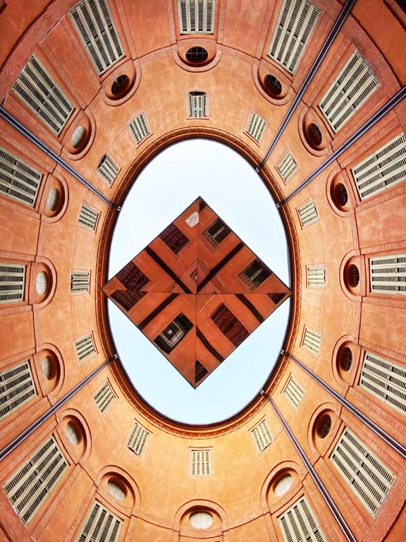 Ferrara cosa vedere Rotonda Foschini