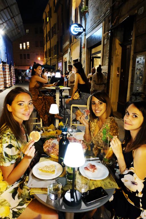 Ferrara posti dove mangiare