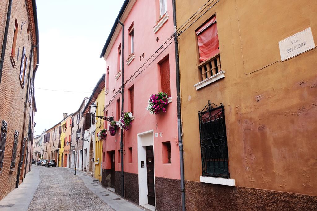 Ferrara Via Belfiore