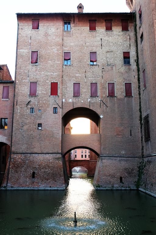 Fontane Castello Estense
