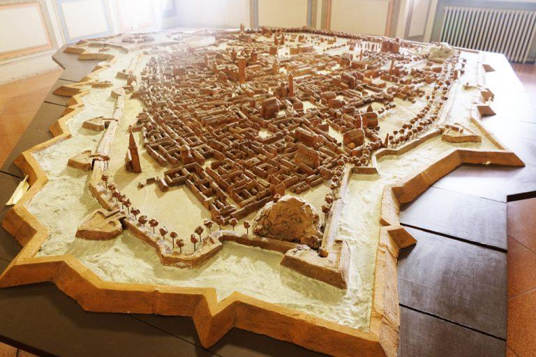 modellino Ferrara