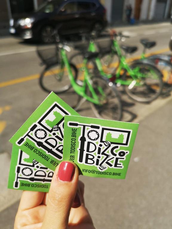 Noleggio bici Ferrara Todisco Bike