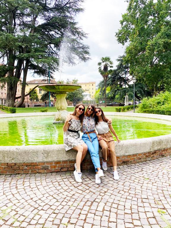 Parco Massari visitare Ferrara