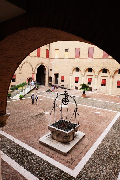 Pozzo Castello Estense