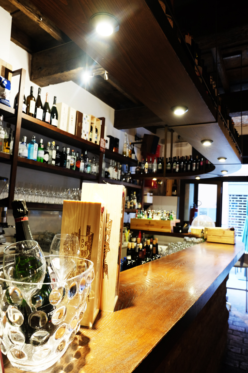 Wine bar Ferrara