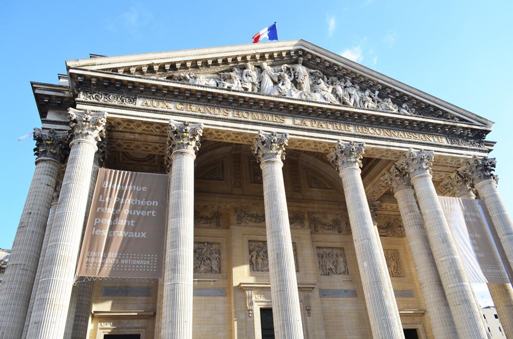 Itinerario letterario Parigi Pantheon