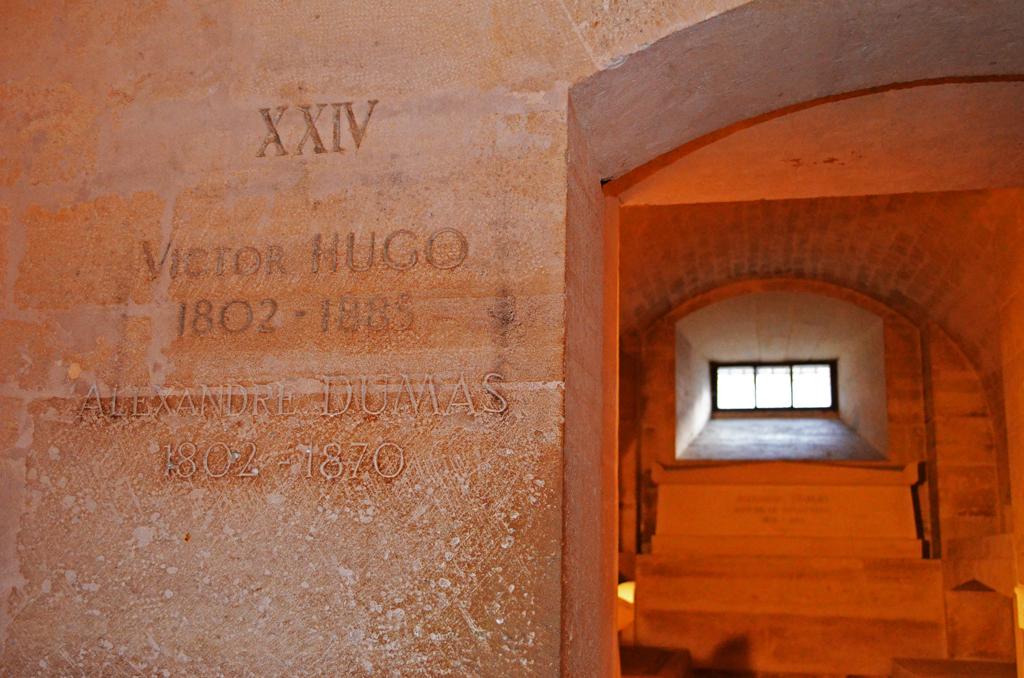 Tomba Victor Hugo Parigi