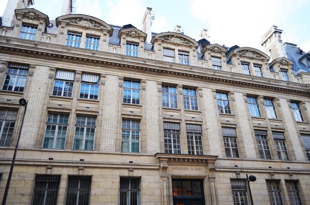 Università La Sorbona Parigi