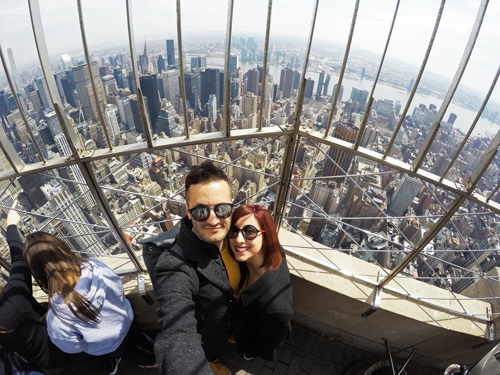 New York itinerario Empire