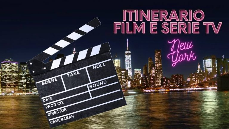Tour luoghi film e serie tv a New York