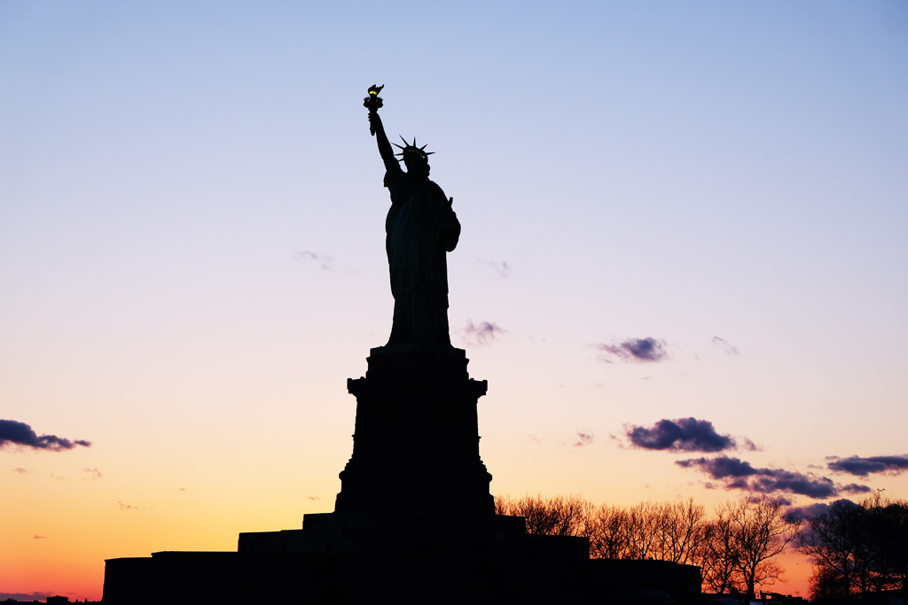 Mini crociera New York statua della libertà