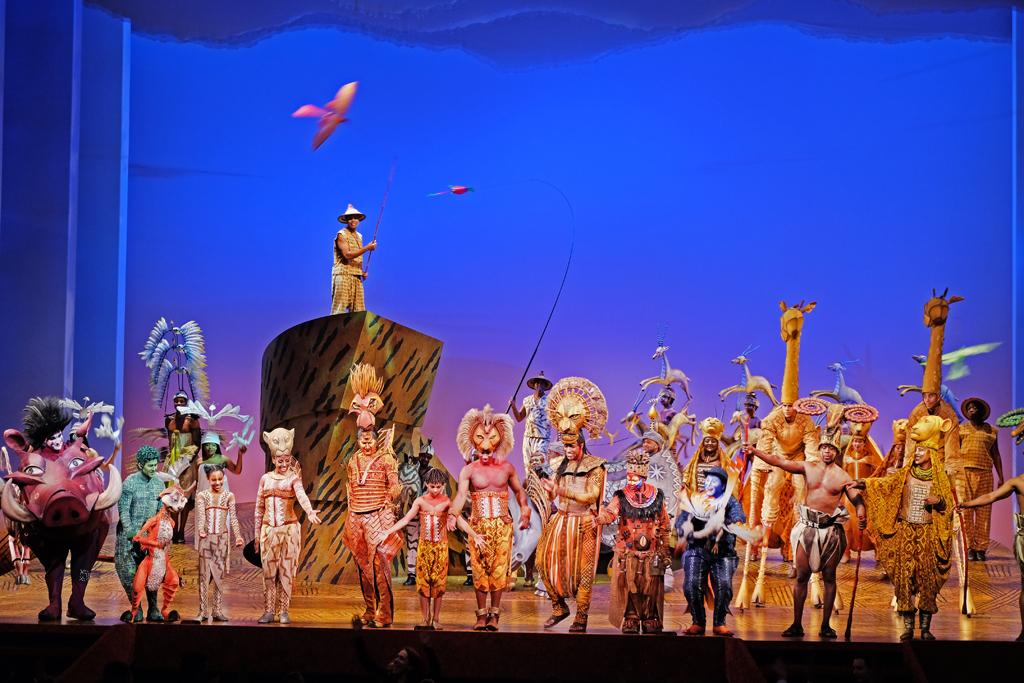 Musical Il Re Leone New York