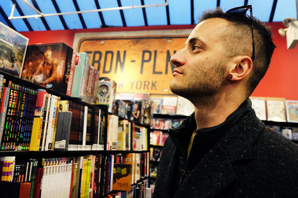 Negozi nerd New York