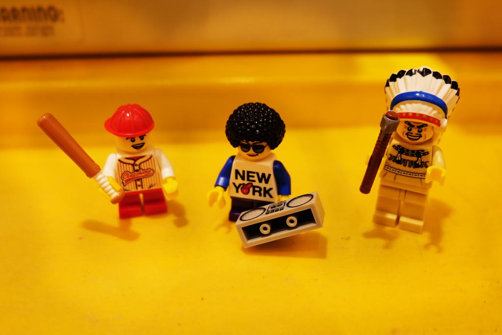Souvenir Lego New York