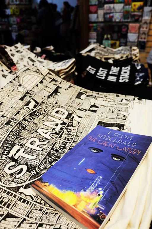Strand Books New York