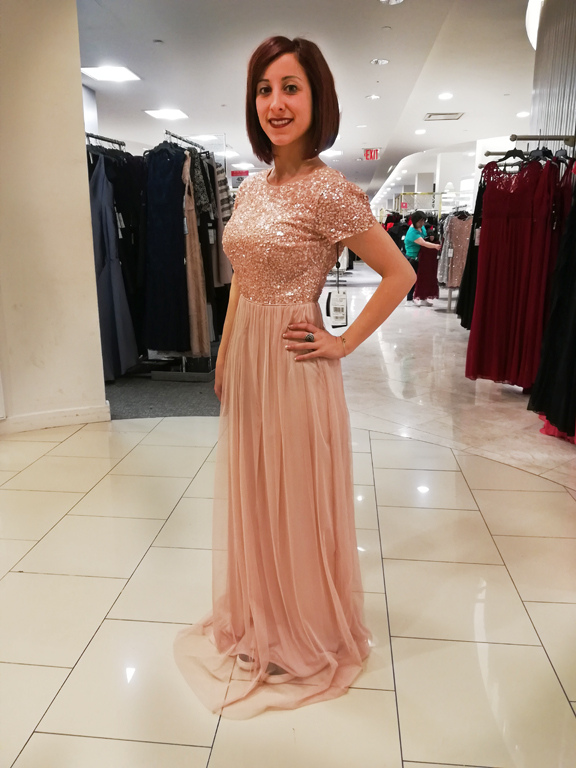 Vestito Macy's New York